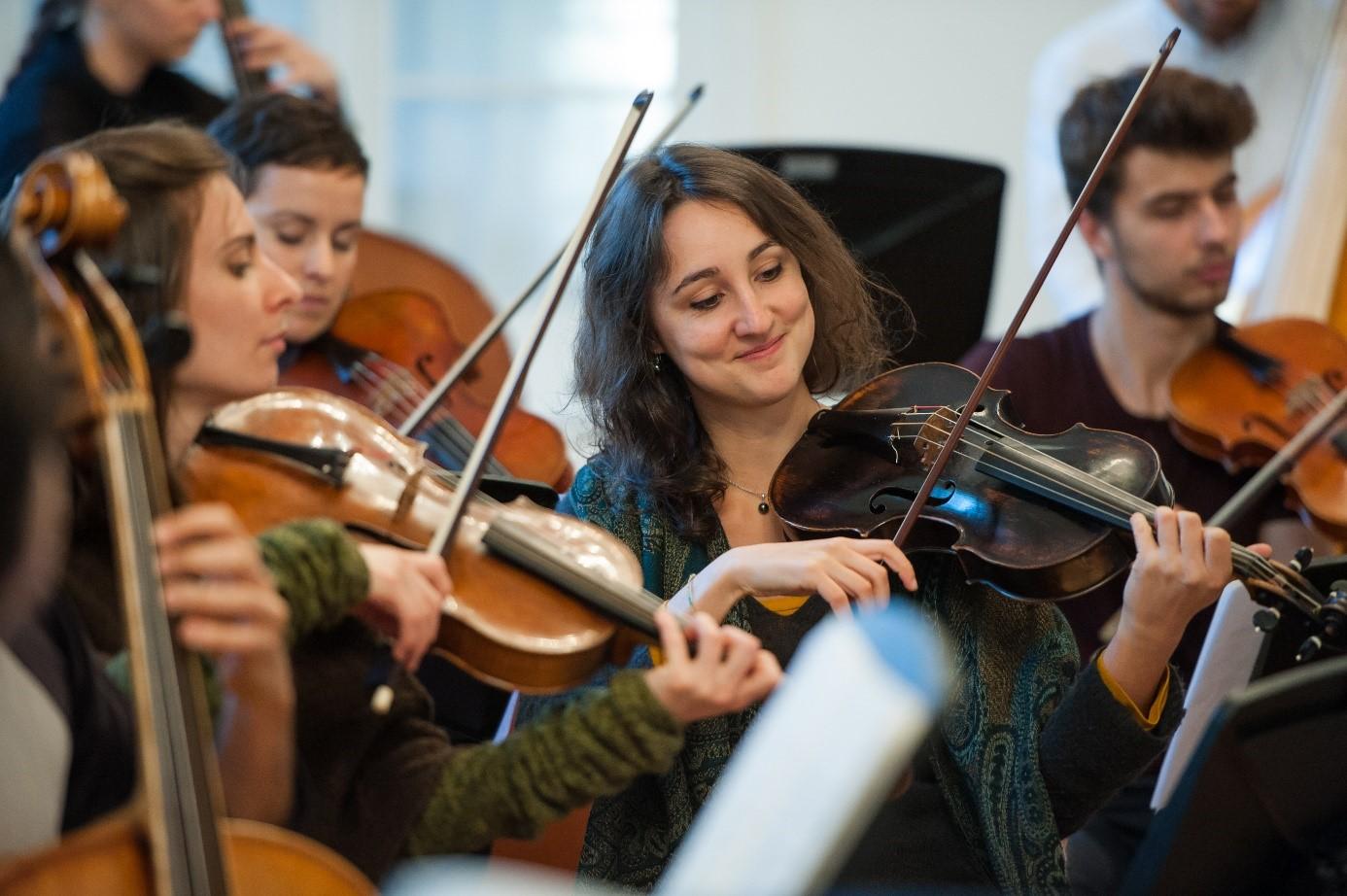 Musikakademie Studenten